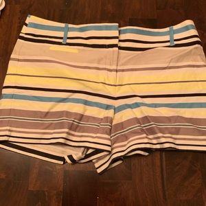 gently worn loft shorts